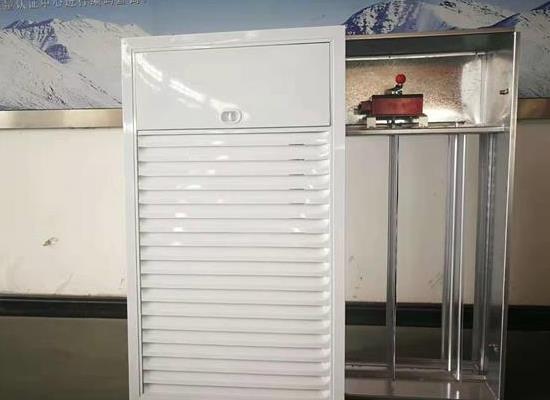 厂家直销 304不锈钢防水百叶 双层百叶风口 铝合金风口