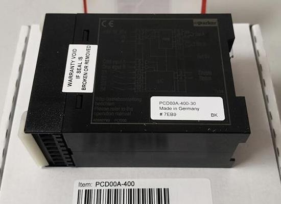 PWD00A-400-30/Parker/放大器