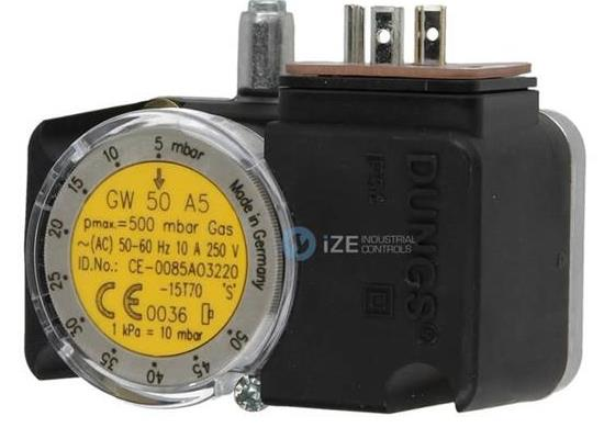 DUNGS燃气压力开关GW150A5