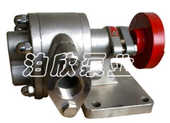 泊欣生产的KCB齿轮泵品质优