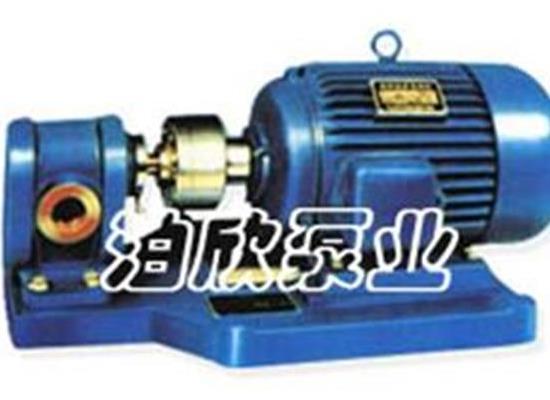 泊欣研发小流量齿轮泵特色产品