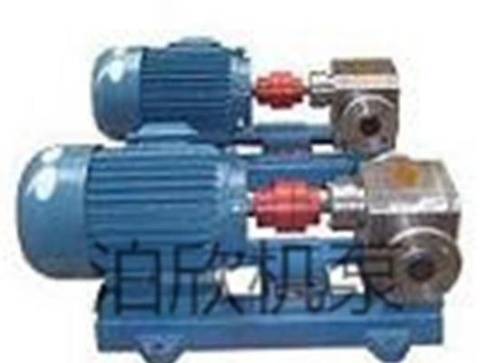 泊欣齿轮油泵行业的新起之秀