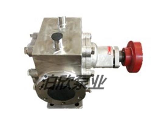 泊欣齿轮油泵告诉你哪几种泵的操作步奏