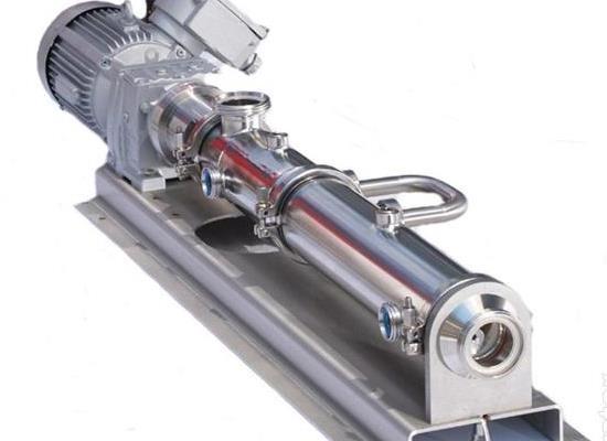 德国KNOLL螺杆泵