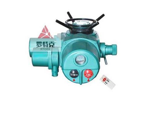 DZW20-24W/T调节型阀门电动装置