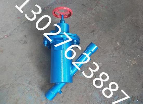 手摇刷式过滤器SYS-16