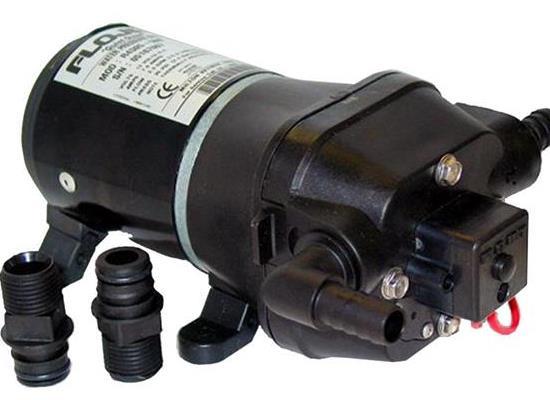 美国FLOJET隔膜泵