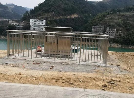 污水提升預制泵站
