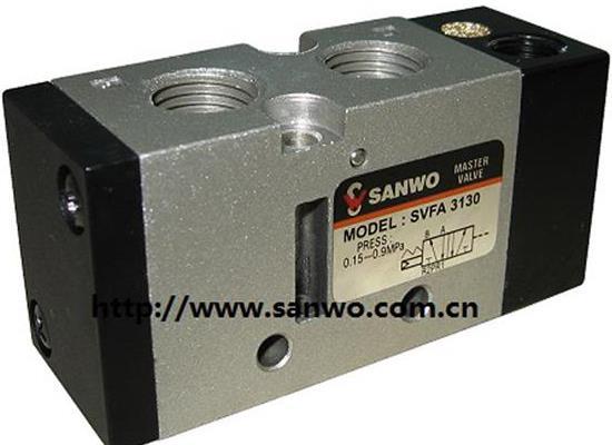 韩国SANWO三和 气控阀 气动阀
