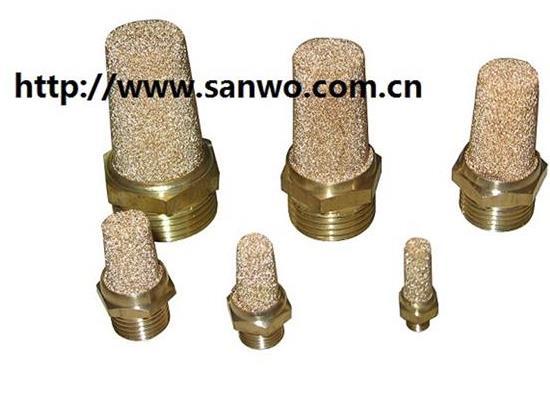 韩国SANWO三和消声器消音器