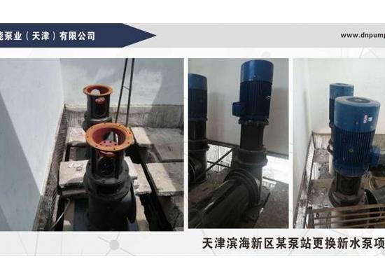 泵站防洪市政排水用,潛水軸流泵及混流泵