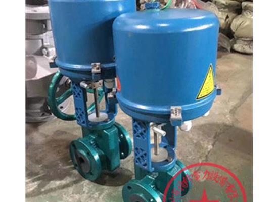 扬州普通型GJ941X-6L电动管夹阀/电动管夹阀