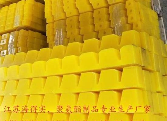 聚氨酯减震条,生产厂家江苏海得实,耐磨抗冲击