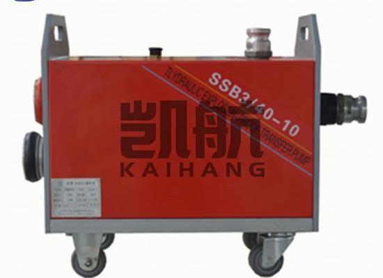 SSB3/40-10防爆水轮驱动输转泵
