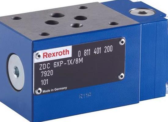 Rexroth力士乐换向阀:4WMM10E10/F有供应