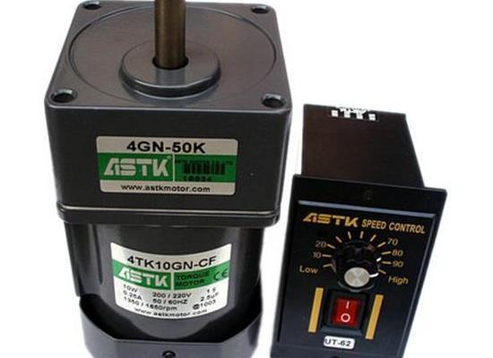 SUPER電機力矩馬達 4TK10GN-C,4GN-10K