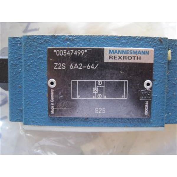 现货Rexroth力士乐单向阀Z2S6A3-6X/V