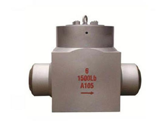 H61Y-420高温高压全锻造止回阀