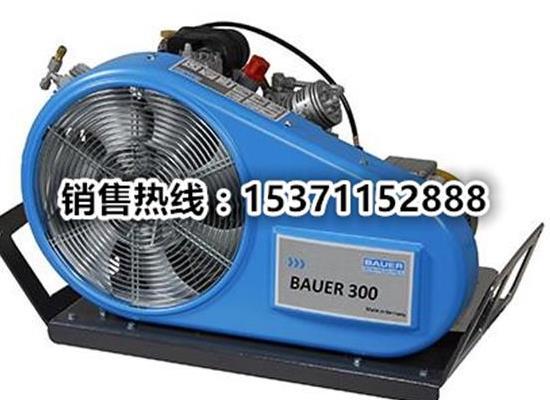 BAUER300德国宝华高压空气压缩机 呼吸器充气泵