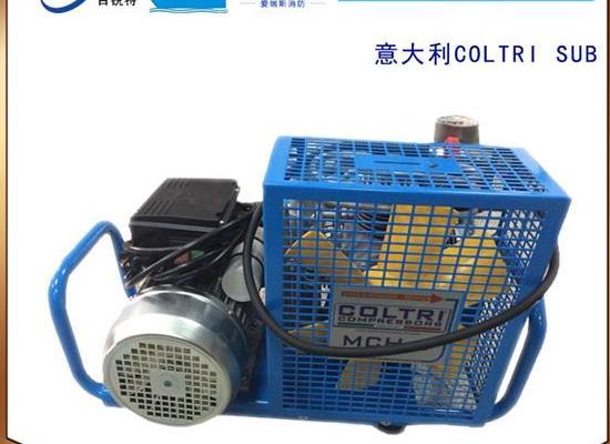 MCH-6/ET正压式呼吸器空气充气泵