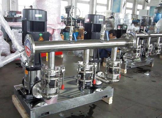 生活变频恒压供水设备(SCA)