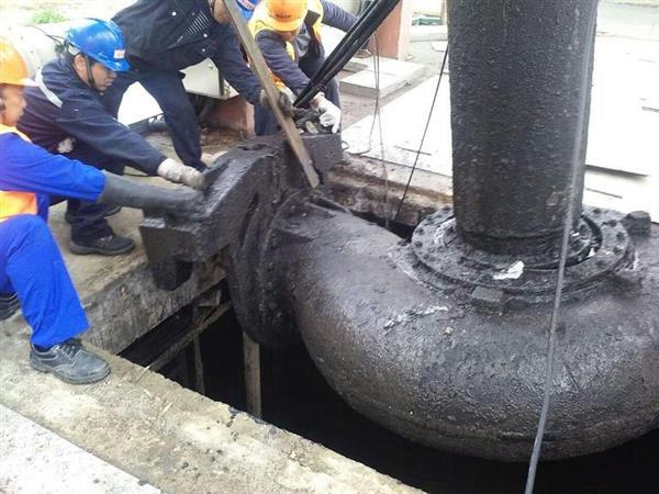 飞力FLYGT污水泵维修 飞力ITT潜污泵修理厂家