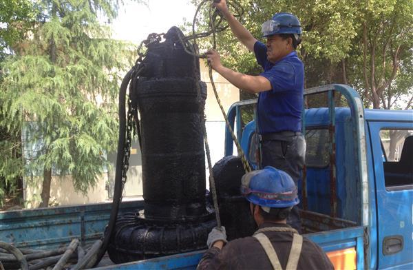 太仓飞力FLYGT污水泵维修 飞力ITT潜污泵修理厂家