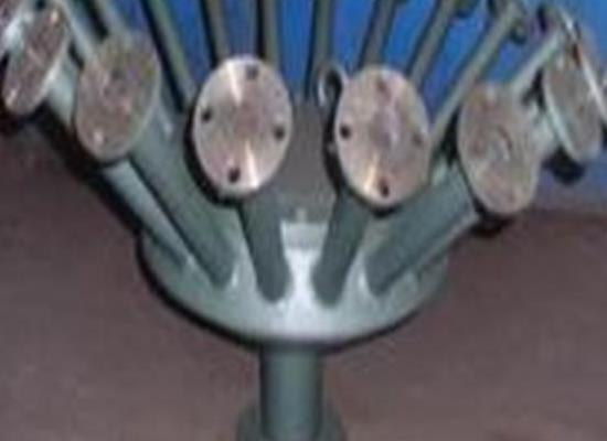 煤粉分配器的制作方法