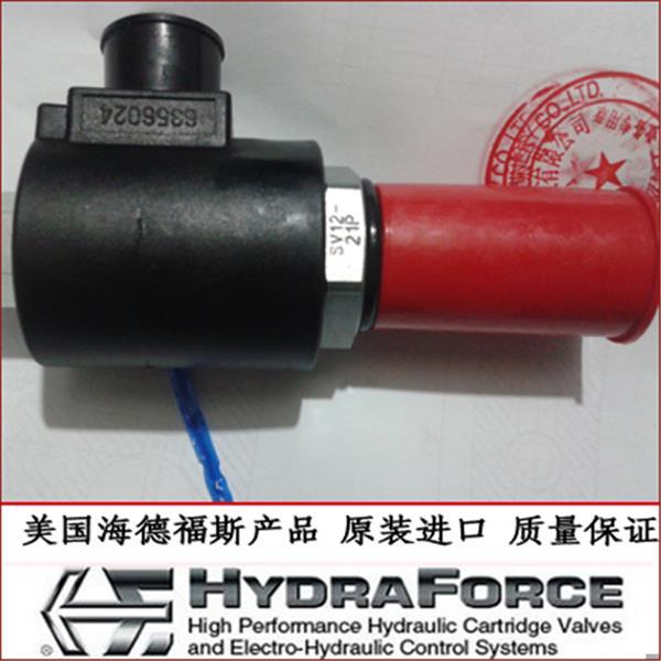 海德福斯SV08-20,SV08-20J 电磁阀