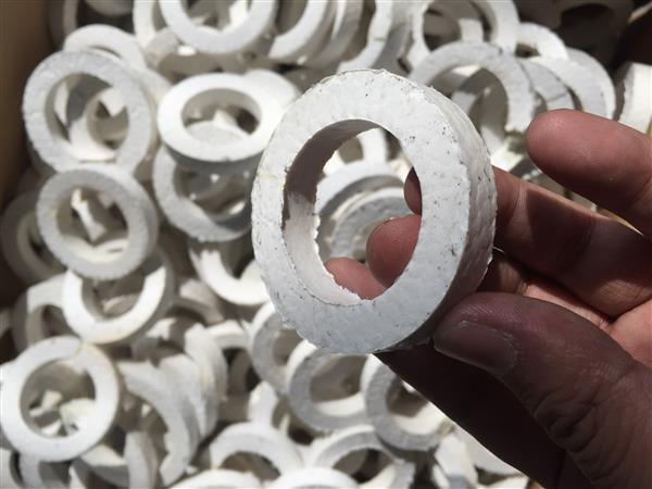 陶瓷垫片 高温陶瓷纤维垫片厂家