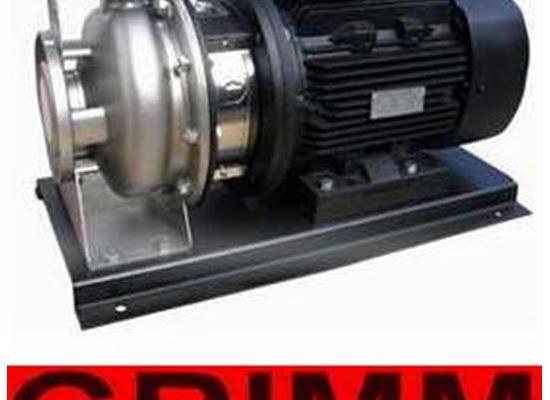 進口不銹鋼臥式單級離心泵(歐美進口品牌)