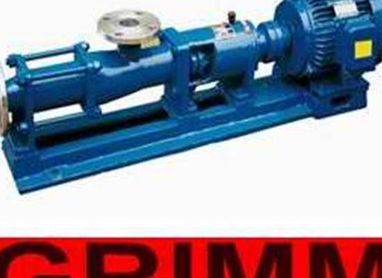 进口单螺杆泵(欧美进口品牌)