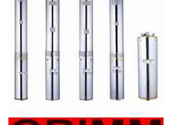 進口不銹鋼深井泵(歐美進口品牌)