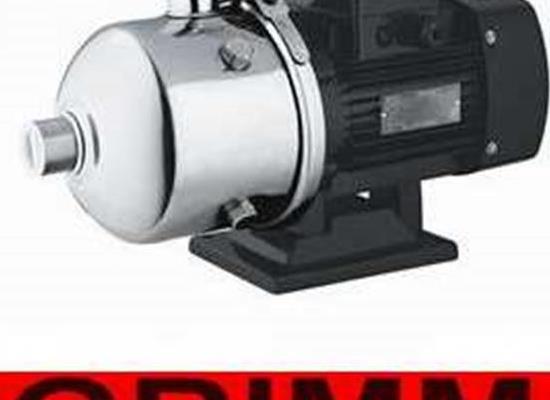 進口輕型臥式多級離心泵(歐美進口品牌)