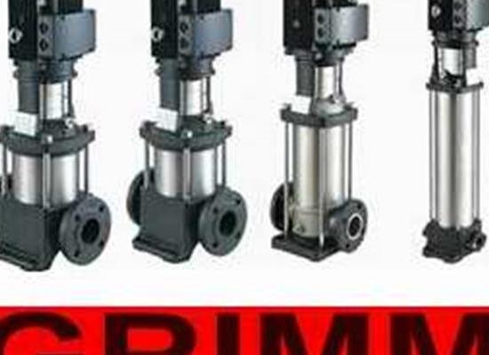 進口不銹鋼立式多級管道泵(歐美進口品牌)