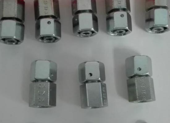 TN403壓力表接頭雷斯特利液壓接頭