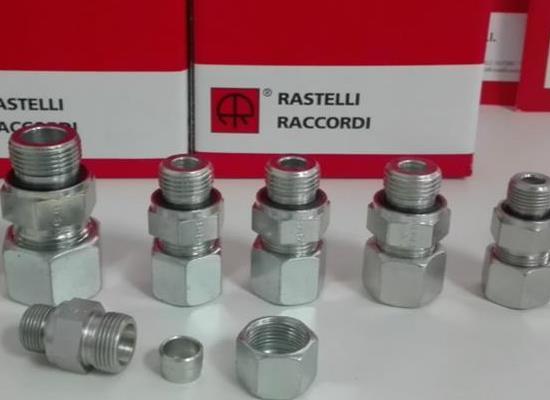 雷斯特利TN92GG終端直通接頭膠墊密封管接頭