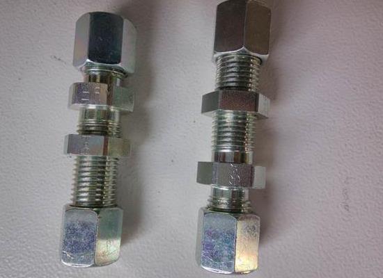 TN102過壁式直通接頭液壓接頭