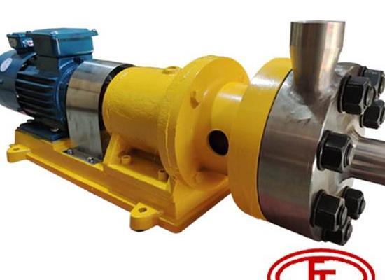 CQGG高温高压保温磁力泵