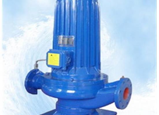 QPG型低噪音屏蔽泵