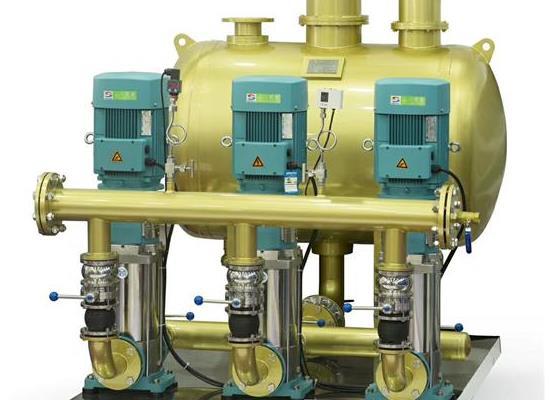 無負壓變頻供水設備(SCG)