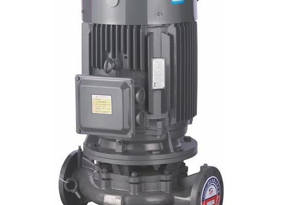立式單級單吸離心泵