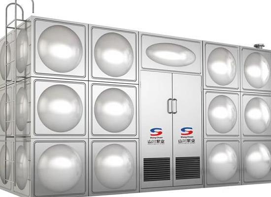HLXA型智能化箱式泵站 無負壓水箱