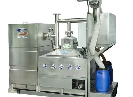 強排型油水分離器