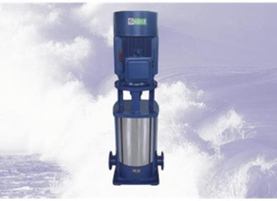 低轉速不銹鋼立式多級泵(SCDL)