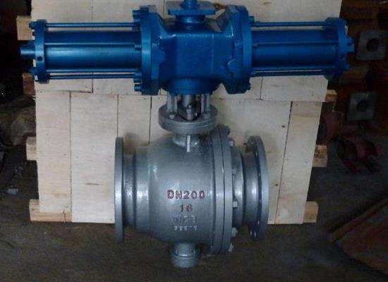 液動球閥Q741F