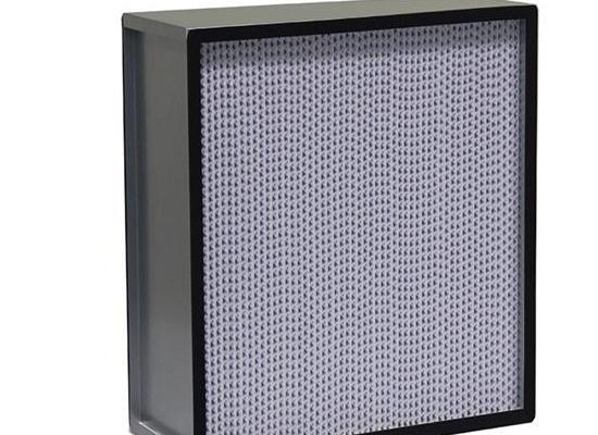绵阳制药厂液槽高效空气过滤器|绵阳GMP药厂高效玻纤过滤器