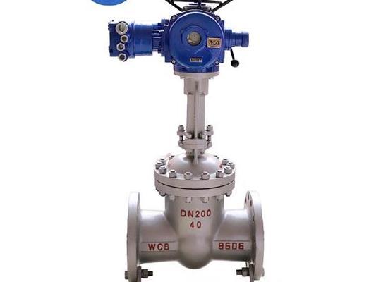 Z型防爆闸阀电动装置