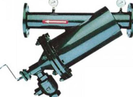 SLVY型手摇刷式过滤器