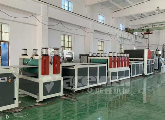 中空塑料建筑模板设备、河南中空塑料建筑模板机器
